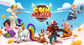 משחק מובייל קוין מאסטר של מון אקטיב coin master moon active