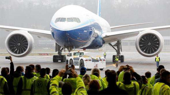 טיסת הבכורה של הדגם החדש