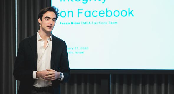 פוסקו ריאני, פייסבוק אירופה