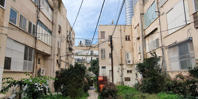 """בניית מגדל של 30 קומות במתחם עלית בר""""ג מתעכבת בגלל דיירים סרבנים"""