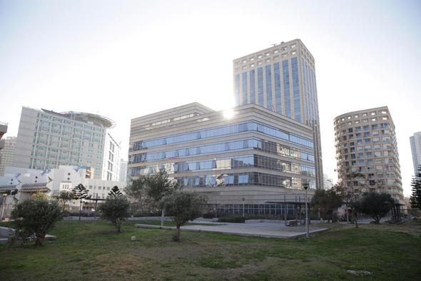 בית החולים איכילוב בתל אביב