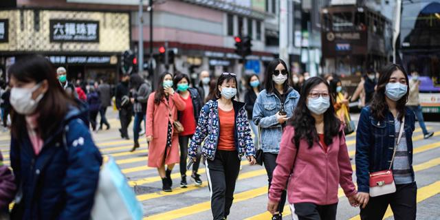 נקודת שפל היסטורית: כלכלת הונג קונג קרסה ב-8.9% ברבעון הראשון