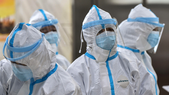 Coronavirus, China. Photo: AFP