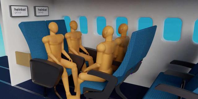 מושב שהופך למיטה ויותר פרטיות: העתיד של מחלקת התיירים נחשף