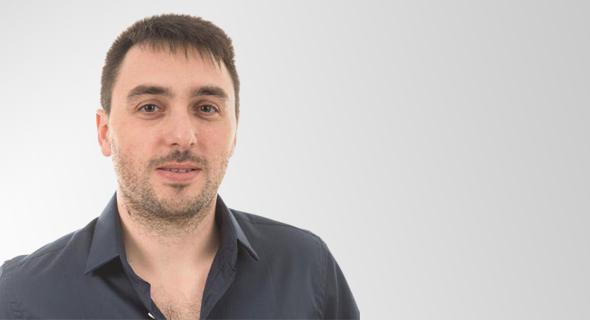 """מיכאל קיסילנקו מנכ""""ל בית התוכנה לחדשנות UVISION"""