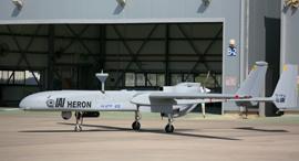 """מל""""ט הרון מתוצרת התעשייה האווירית"""