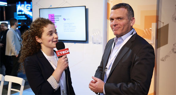 Team8 CEO and co-founder Nadav Zafrir. Photo: Hagai Dekel