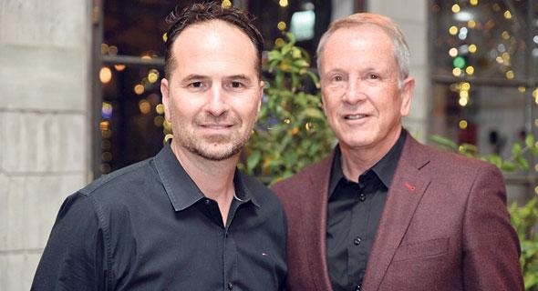 מימין: מודי כידון ויניב מלמוד מייסדי קרן ALTO