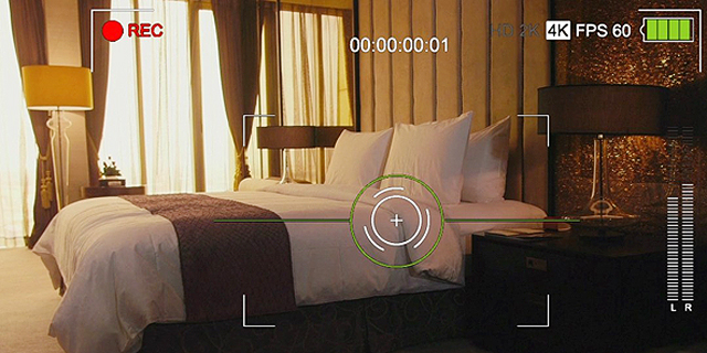 חייכו, מצלמים אתכם: כך תוודאו שלא התקינו לכם מצלמה נסתרת במלון
