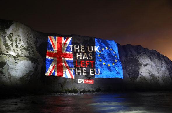 בריטניה עזבה את האיחוד האירופי ברקזיט, צילום: גטי