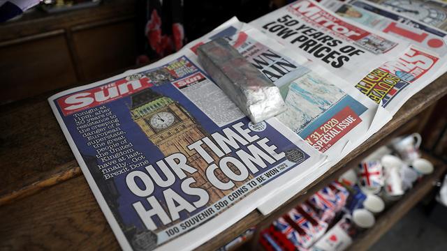 בריטניה עזבה את האיחוד האירופי ברקזיט, צילום: רויטרס