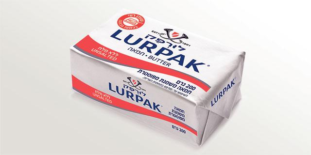 שטראוס תייבא לראשונה חמאה תחת מותג לורפק