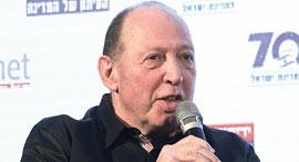 שלמה דולברג מנכל מרכז השלטון המקומי, צילום: ששון תירם