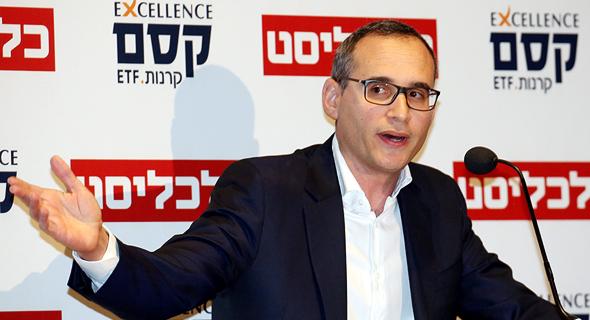 Ittai Ben-Zeev. Photo: Yariv Katz