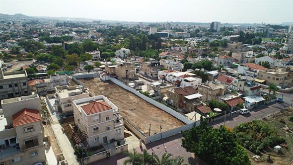 דירת המגורים בשטח הפרויקט המגודר, צילום: עמידר