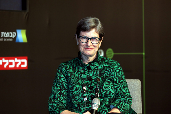 """ד""""ר אורנה דריזין, מייסדת ויו""""ר חברת נקסטייג' , צילום: יריב כץ"""