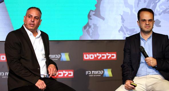 שמעון שמואלי ורונן אביגדור