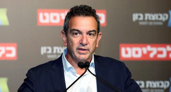 Ron Tomer. Photo: Yariv Katz