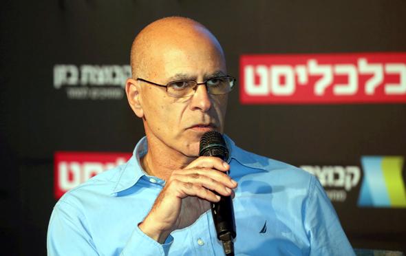 """איציק כהן מנכ""""ל נמל אשדוד, צילום: יריב כץ"""