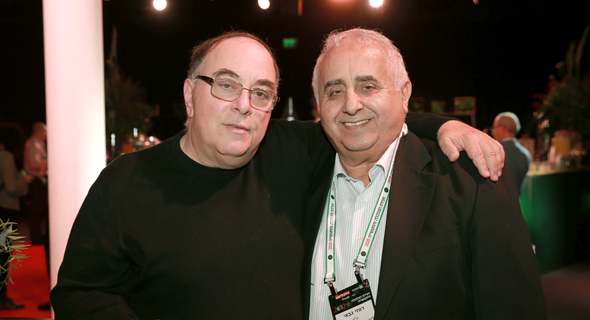רמזי גבאי ואבי בניהו, צילום: אוראל כהן