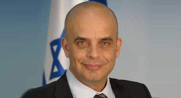 """דן אלדד, מ""""מ פרקליט המדינה"""