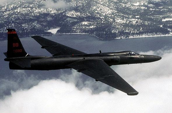 מטוס U2, צילום: USAF