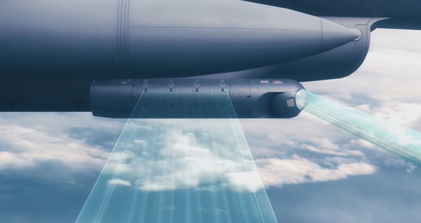 פוד ובו מערך תצפית מתקדם לאיתור מטרות , צילום: Rafael Advanced Defense Systems