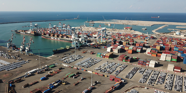 רגע לפני פסח ובצל הקורונה: נמל אשדוד ישבית רציפים לעבודות תשתית