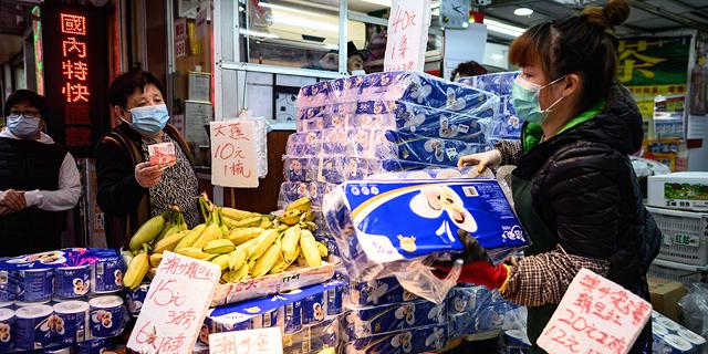 התפרצות הקורונה הקפיצה את מחירי המזון בסין