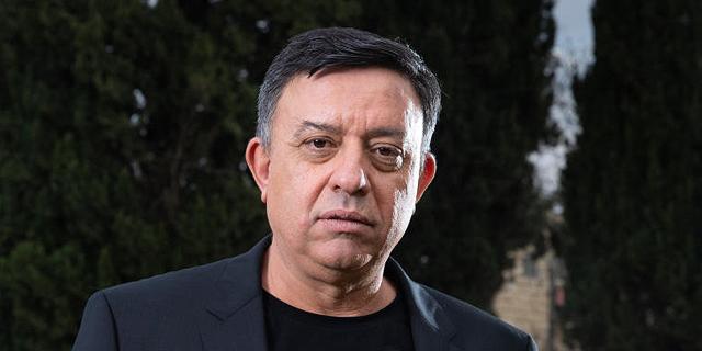אבי גבאי , צילום: אלכס קולומויסקי