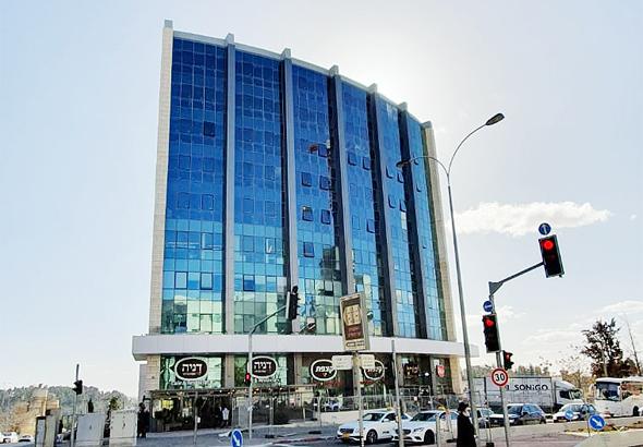 בניין תאגיד השידור בירושלים