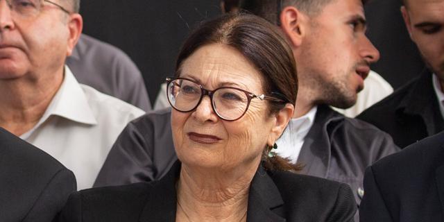 אסתר חיות, נשיאת בית המשפט העליון , צילום: אוהד צויגנברג