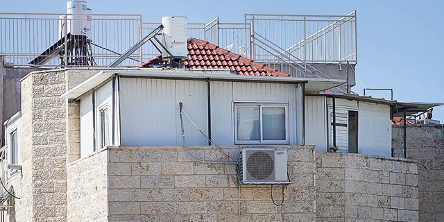 חריגות הבנייה הנרחבות בבית שמש יקבלו הכשר