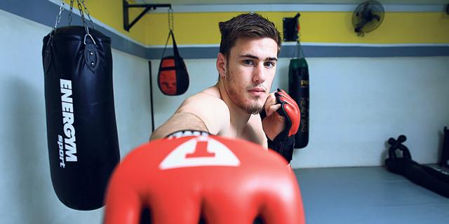 """עילאי ברזילאי. """"החלטתי ללכת לכיוון ה־MMA ויש אנשים מסוימים שזה הפריע להם"""""""