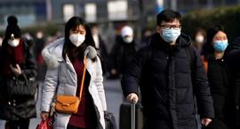 וירוס נגיף קורונה סין, צילום: רויטרס