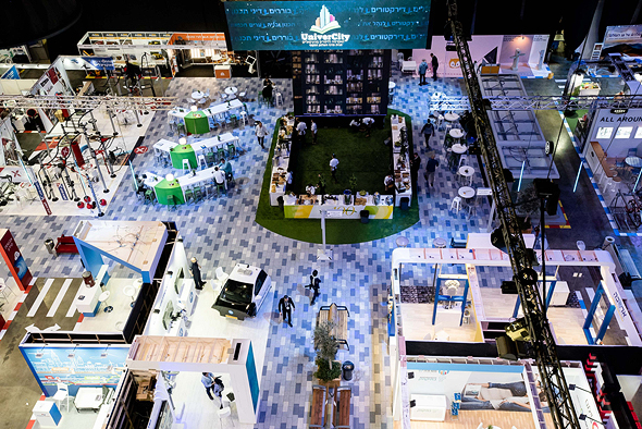 """""""כ-160 חברות יציגו שירותים ומוצרים"""", תערוכת MuniExpo"""