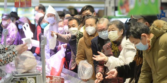 המחירים בסין עלו בשיעור חד, צילום: רויטרס