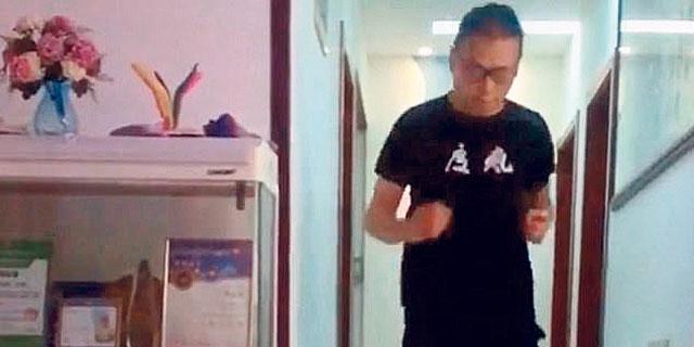 אימון מתקדם: מרתון אצלי בסלון