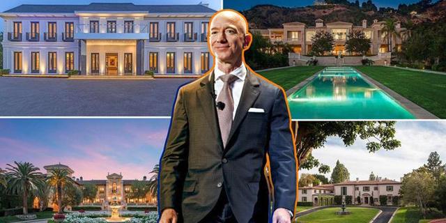 ג'ף בזוס מימש מניות ב-4 מיליארד דולר; עכשיו הוא מחפש בית בלוס אנג'לס - זה מה שמציעים לו