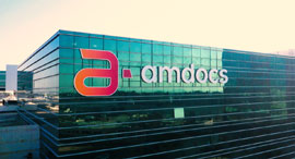 Amdocs offices in Ra'anana. Photo: Courtesy