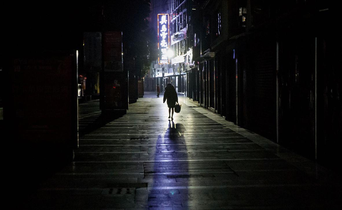 מדינת רפאים: תמונות מרחובות ריקים ברחבי סין בעקבות בהלת הקורונה 1PC