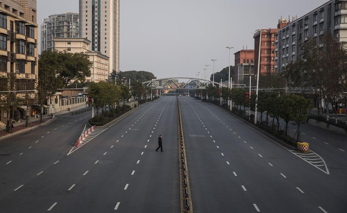 מדינת רפאים: תמונות מרחובות ריקים ברחבי סין בעקבות בהלת הקורונה 3PC