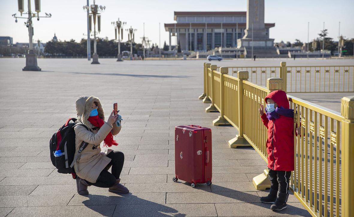 מדינת רפאים: תמונות מרחובות ריקים ברחבי סין בעקבות בהלת הקורונה 7PC