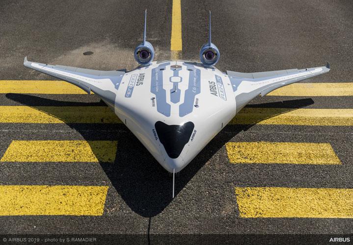מטוס המאווריק, צילום: Airbus