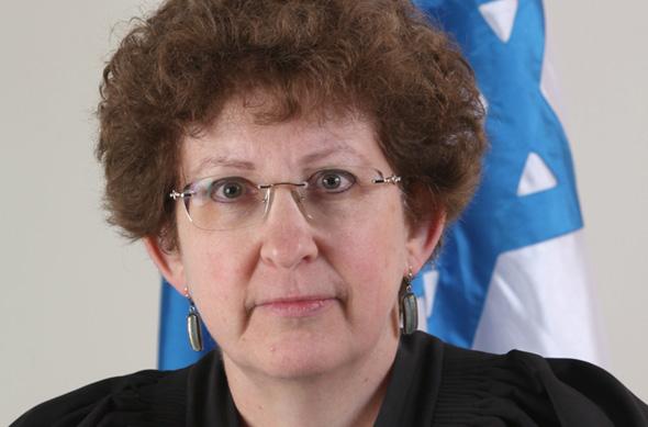 השופטת רבקה פרידמן-פלדמן