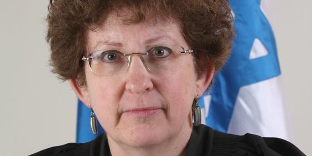 השופטת רבקה פרידמן-פלדמן, צילום: אתר בתי המשפט