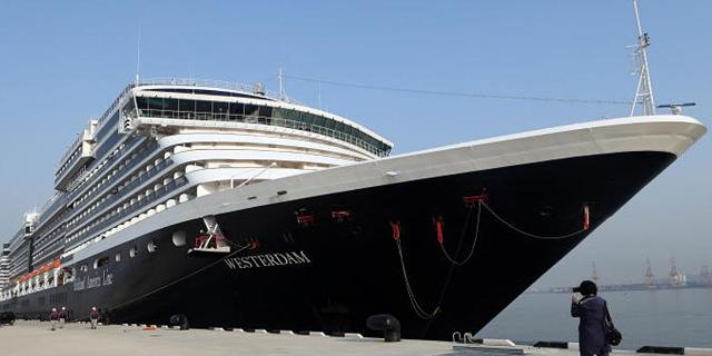 ספינה של קרניבאל, צילום: אי פי איי