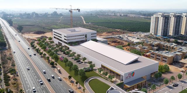 קניון חדש ייפתח בכפר יונה בהשקעה של 270 מיליון  שקל