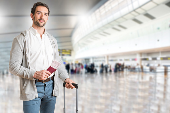 אל תשימו את הדרכון בטרולי, גם אם אתם מתכננים לעלות איתו לטיסה