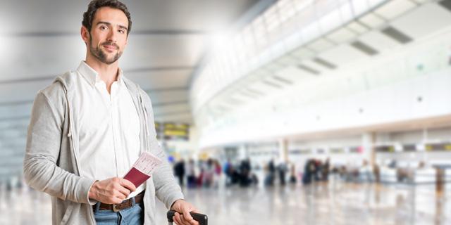 אל תשימו את הדרכון בטרולי, גם אם אתם מתכננים לעלות איתו לטיסה, צילום: שאטרסטוק